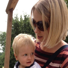 """Anna's story: """"I was diagnosed six months after giving birth"""""""