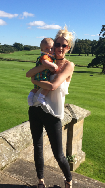 I made a treatment plan with my rheumatologist so I could safely have my baby